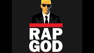 Eminem - Rap God разбор текста