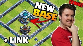 NEW ANTI 2 Star Base | Box Bases are back ? | Clash of Clans english | iTzu [ENG]
