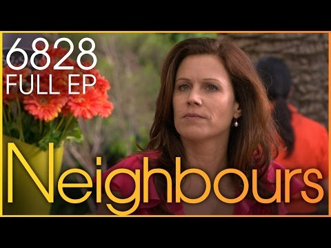 Rebecca Returns To Erinsborough - Neighbours 6828 Full Episode