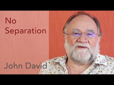 No Separation • John David Satsang
