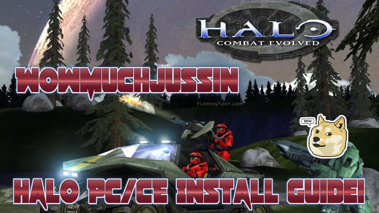 How To Install Halo Combat Evolved/Custom Edition (Working Multiplayer)  [OUTDATED]