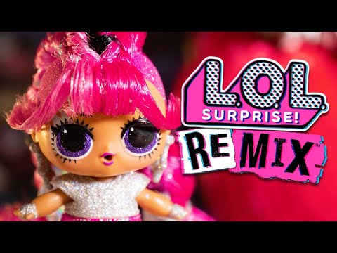 How to Remix a Bad Hair Day! | Part 2 | LOL Surprise Remix Stop Motion