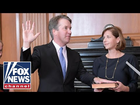 The Morning Rush - Watch: Justice Kavanaugh Sworn In At White House