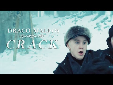 Draco Malfoy | Can't trust the system [HUMOR/CRACK]