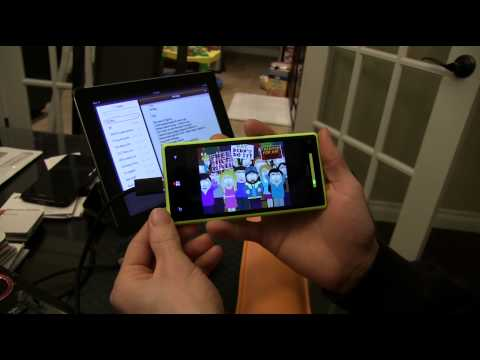 iSwitched to Windows Phone 8 - Day 1 - Linus Tech Tips