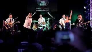 """ Diamonds"" Rihanna Cover by Trinity Bradshaw LIVE 90 3 Amp Radio Rockstar Final 2013"