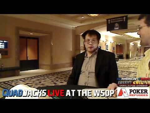 Bill Chen Final Tables The Poker Players Championship