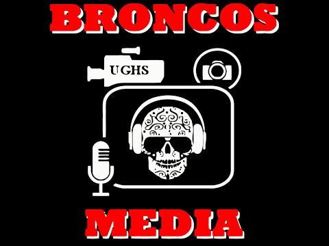 UGHS Broncos Media HOMECOMING SPIRIT WEEK NEWSCAST