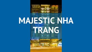 MAJESTIC NHA TRANG 3* Вьетнам Нячанг обзор – отель МАДЖЕСТИК НХА ТРАНГ 3* Нячанг видео обзор