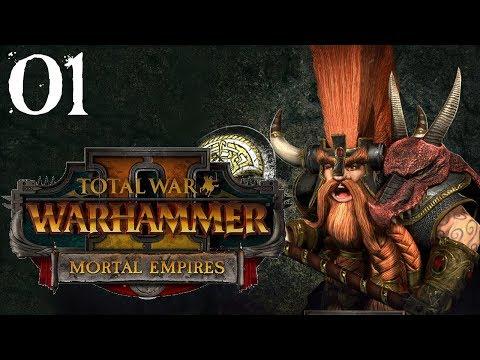 SB Slays The Mortal Empires 01 - Orcsbane (Total War: Warhammer Mortal Empires Gameplay)