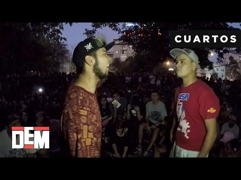 PEPE GRILLO vs. STODEWAN: 4tos - DEM Fecha II 2018