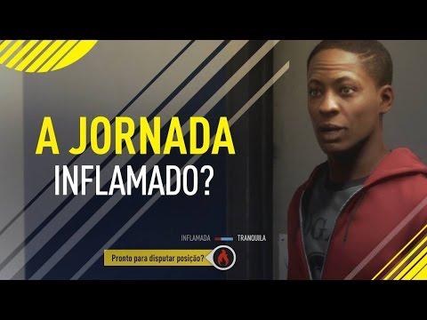 NOSSO PRIMEIRO GOL? - FIFA 17 THE JOURNEY Ep #04