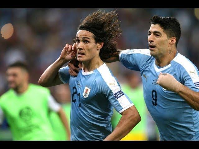 Copa America : Cavani fait gagner lUruguay contre le Chili