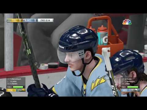 NHL 17 Walleye vs. Mavericks