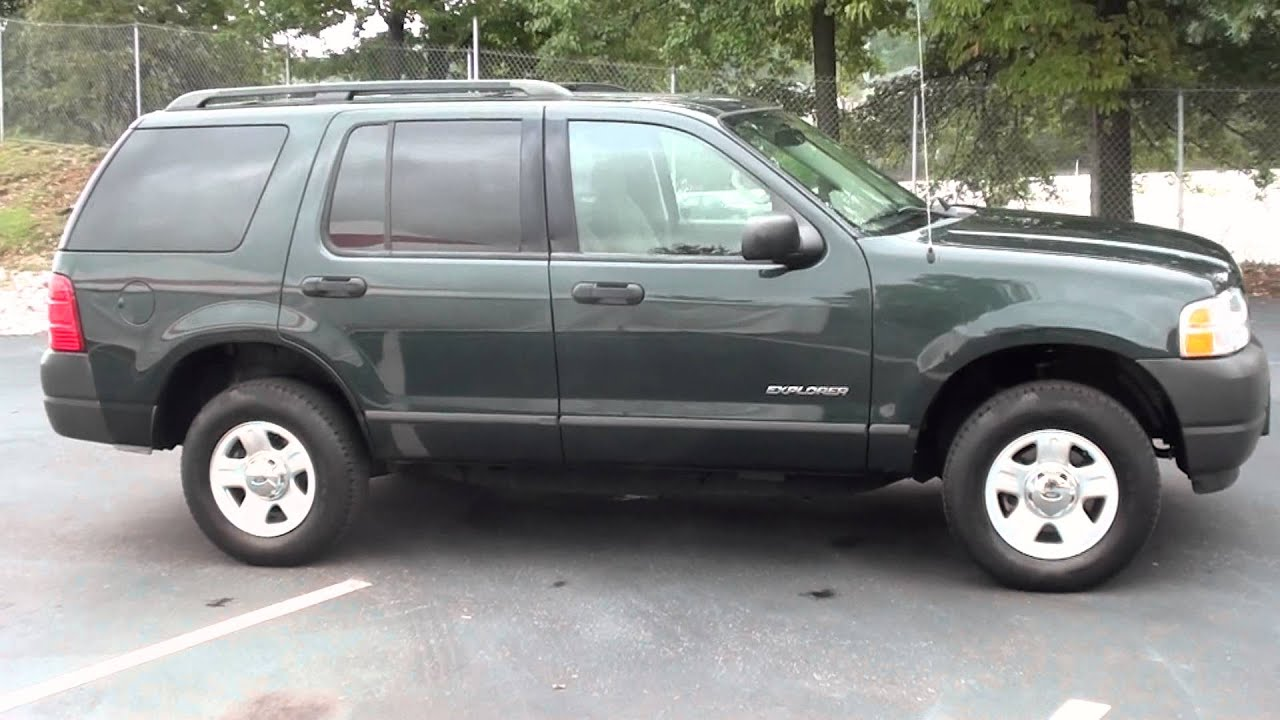 FOR SALE 2004 FORD EXPLORER XLS!! 1 OWNER, ONLY 39K MILES ...