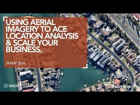 Webinar: Using aerial imagery to ace location analysis & scale your business