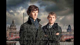 Первая встреча Шерлока Холмса и Доктора Ватсона (Сериал Шерлок Холмс 1 сезон 1 серия)