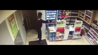На юге столицы задержан подозреваемый в совершении разбойного нападения на магазин