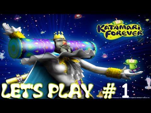 Let's Play Katamari Forever *Part 1*