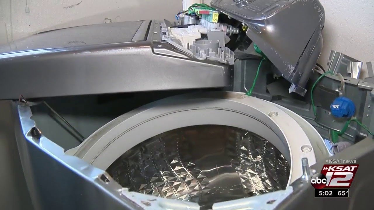 Samsung settles class action lawsuit over exploding washing machines