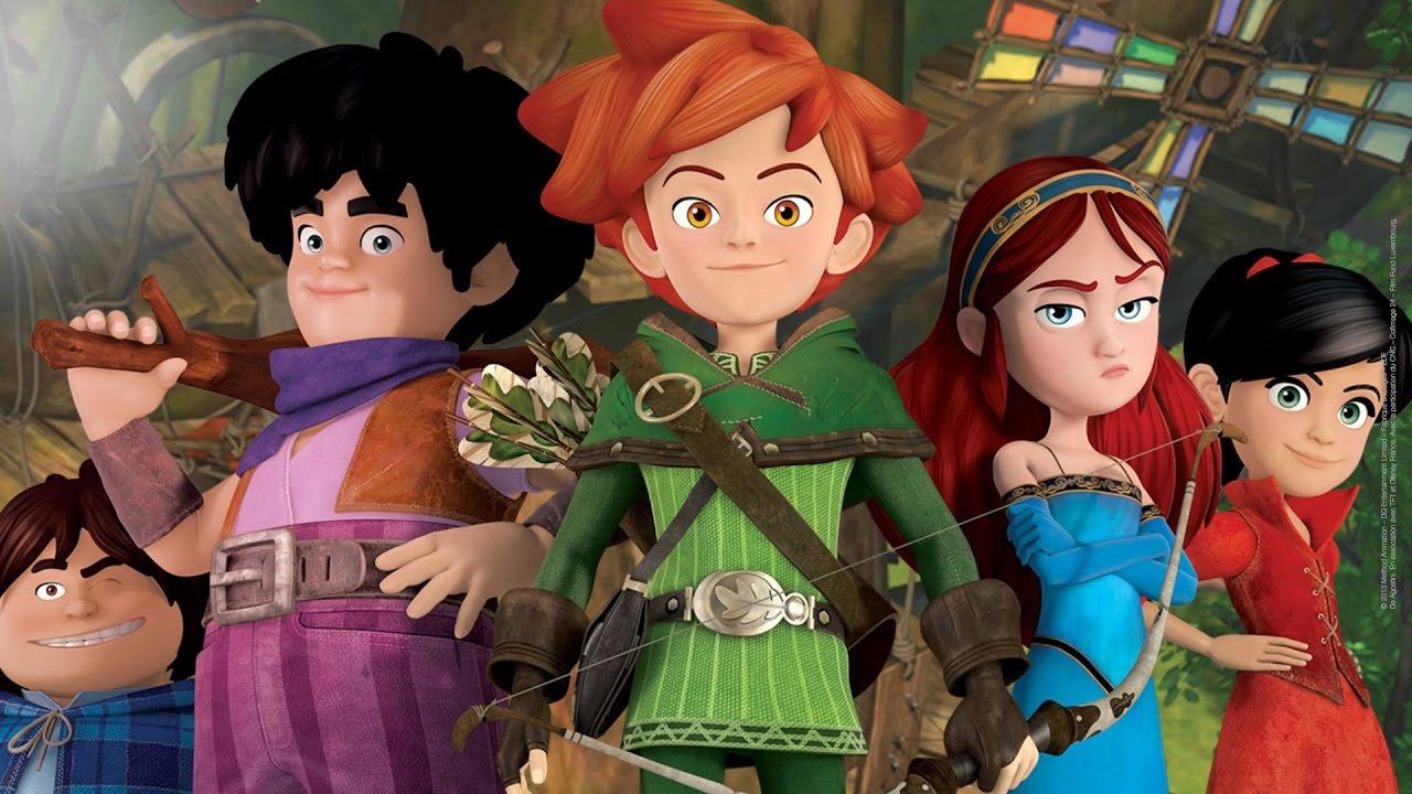 Download Robin Hood: Mischief in Sherwood S01E06 - Lubin's Horse