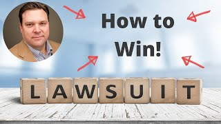 How to Win a Debt Collection Lawsuit