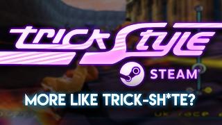 TrickStyle - Steam Version: First Impressions