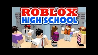 Xer Goes Back To School!! (RoBlox)