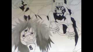 desenhando kankuro (competição com MyDgamer).wmv