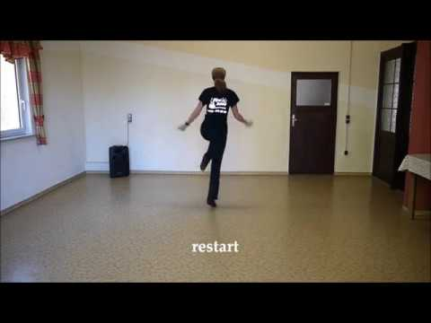 Globetrottin -  D.Trepat, S. Ward & F. Whitehouse - dance by Anke