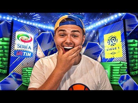 Fifa 18: calcio a + ligue 1 garantierte tots packopening! live aus amerika