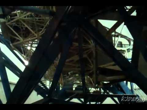 Hawaii 2012: Seeing the Keck I Telescope move!