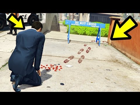Playing as a DETECTIVE in GTA 5! (Undercover Police)