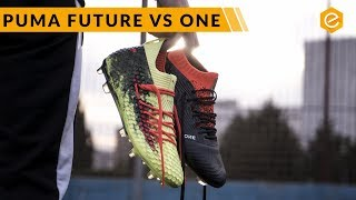 ENFRENTAMOS PUMA FUTURE vs ONE