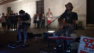 BUDAPEST - Edwin One Man Band feat. Valerio Papa - Annecy - France - 2018