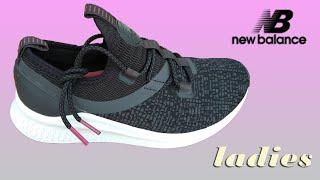 Кроссовки женские New Balance Lzr Fresh Foam - Обзор
