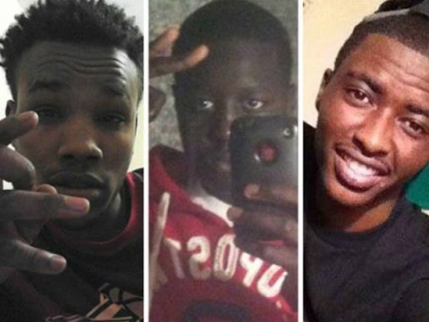 3 men from Muslim community shot execution-style