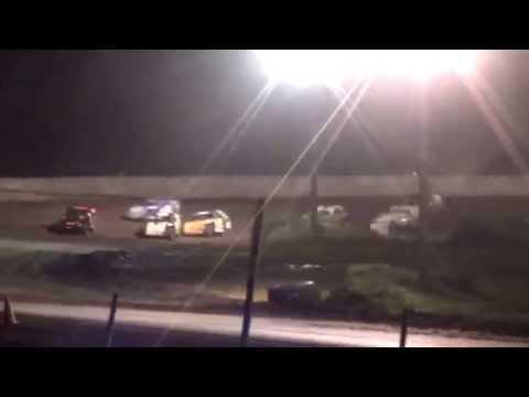6/21/14 Arlington Raceway Heat and Feature WIN