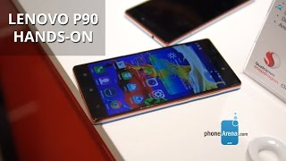 lenovo VIBE X2 Pro hands on