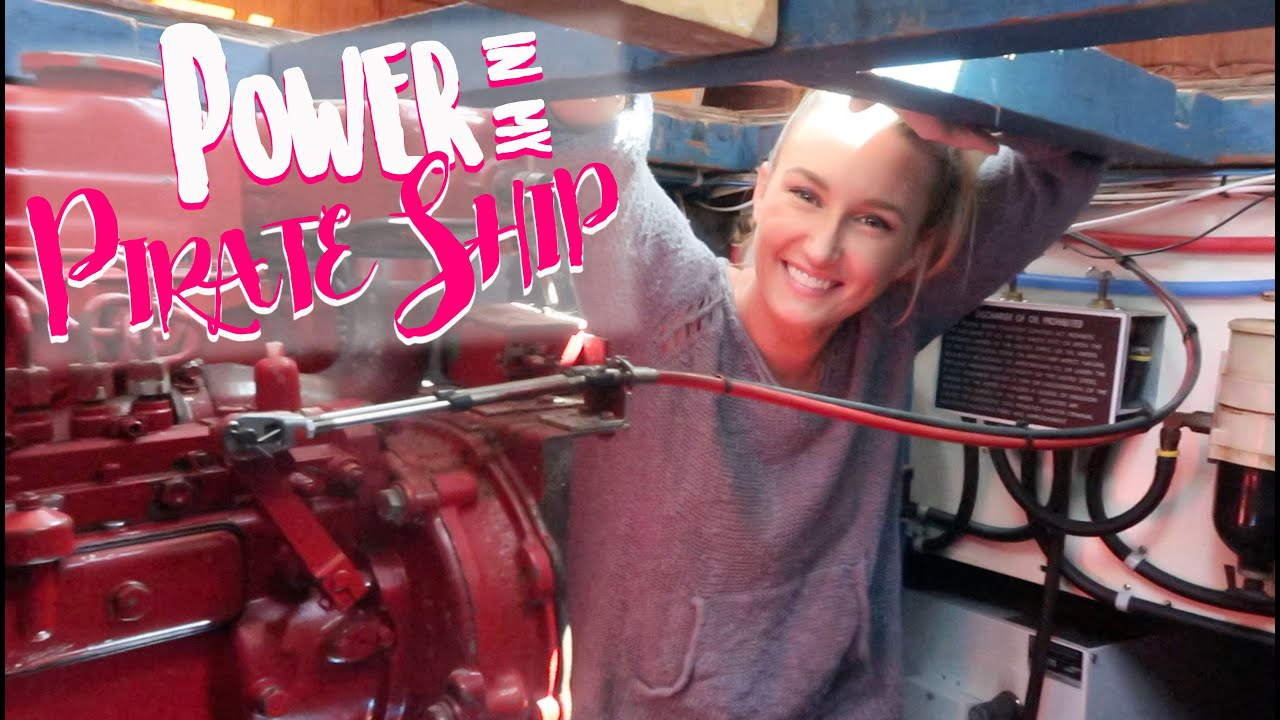 Download POWER in my PIRATE SHIP (Sailing Miss Lone Star) S10E16