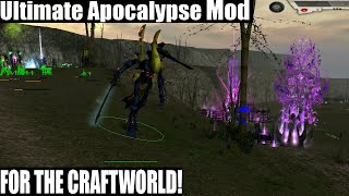 For the Craftworld! Ultimate Apocalypse Mod The Hunt Begins