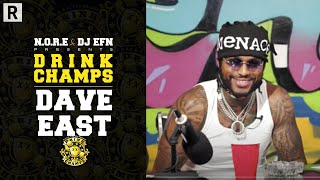 Dave East On Nas, 'Karma 3,' Playing Against Kevin Durant, James Harden & More | Drink Champs
