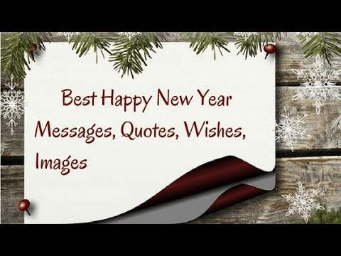 Happy New Year Quotes Wishes 41
