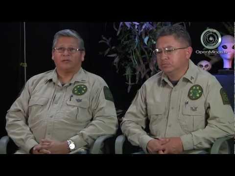 Navajo Rangers investigating UFOs