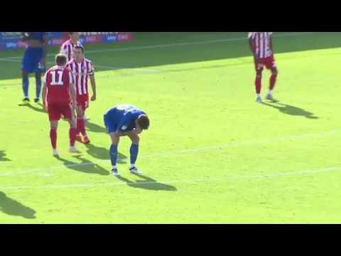 Highlights: AFC Wimbledon v Sunderland