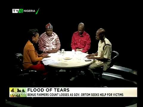 Journalists' Hangout 21st of September 2017 | Flood of tears in Benue State