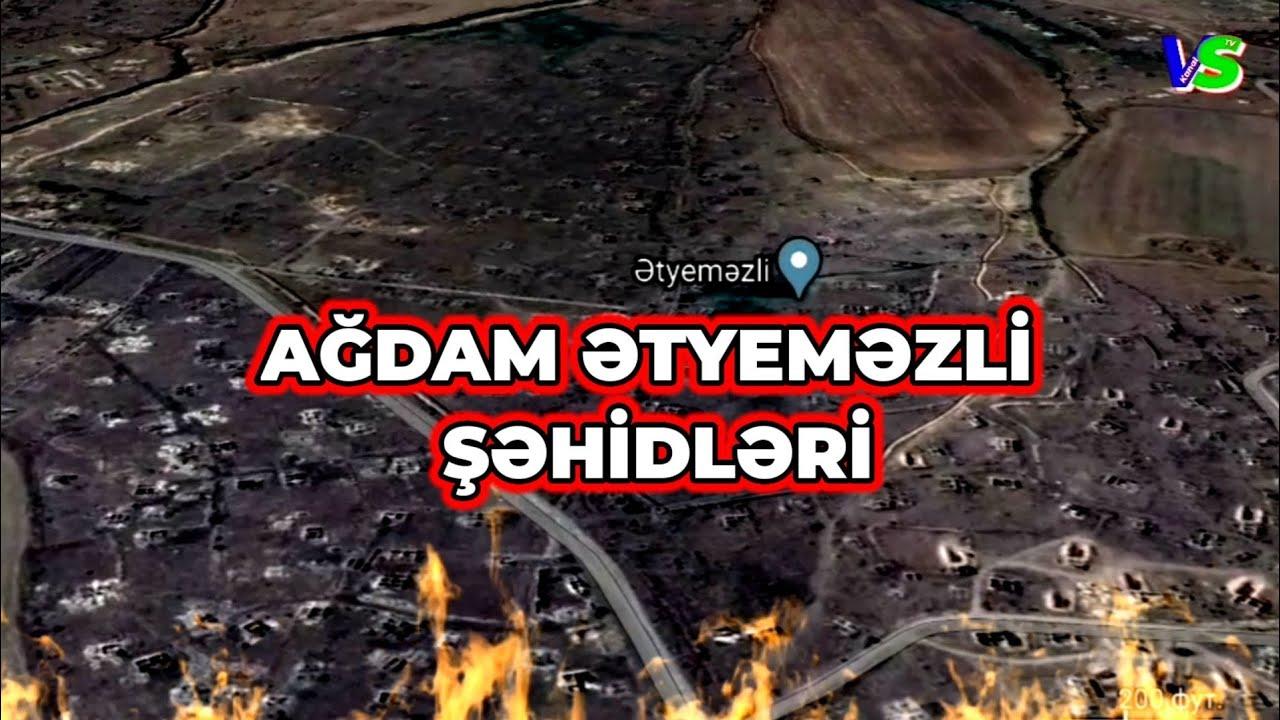 Ağdamin Ətyeməzli kəndinin Şəhidləri