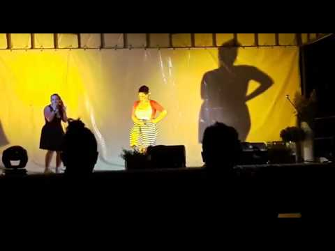 Something's got a hold on me  - Voce 2016 -  Luana & Michelle