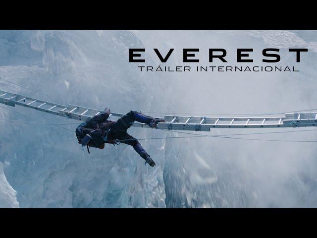 Tráiler de la película Everest