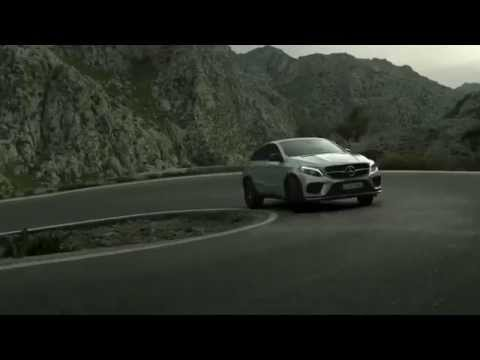 The New GLE Coupé and GLE SUV Commercial – Mercedes-Benz Singapore